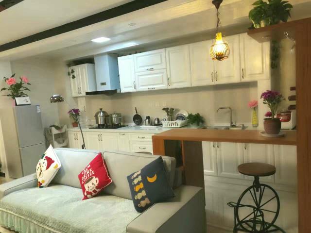102平 二室一厅一厨一卫