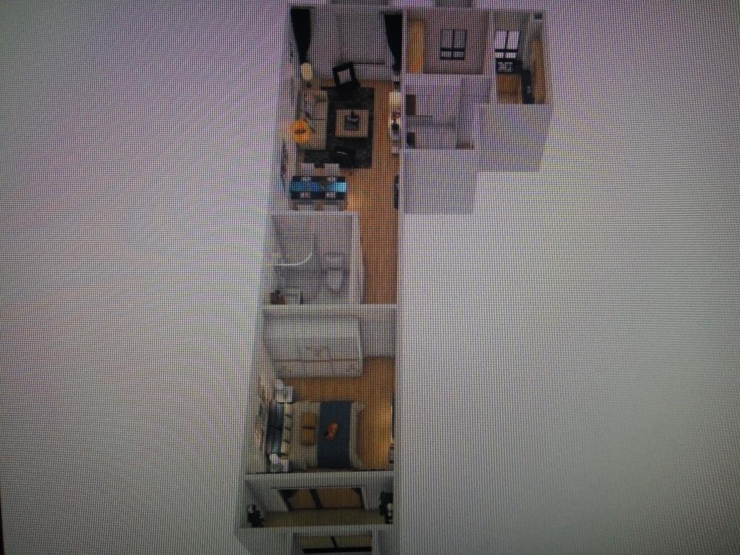 86平 二室一厅一厨一卫