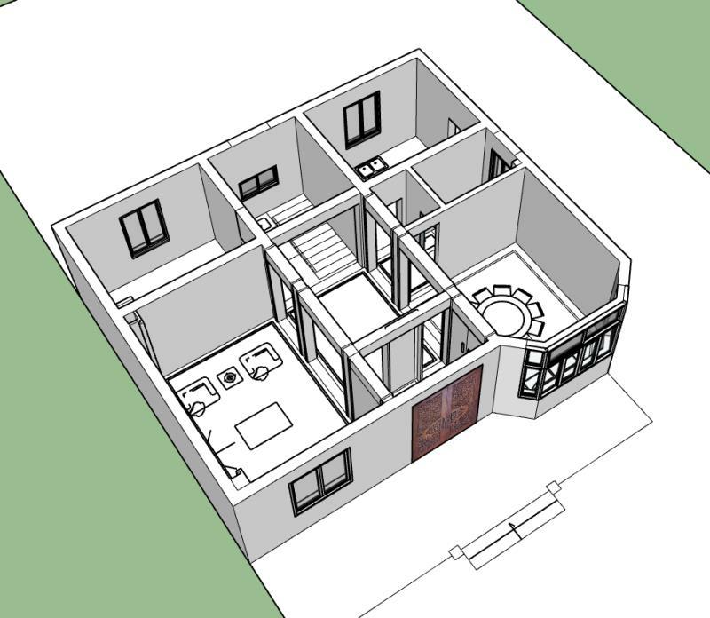 350.00㎡ 六室二厅一厨五卫 其他