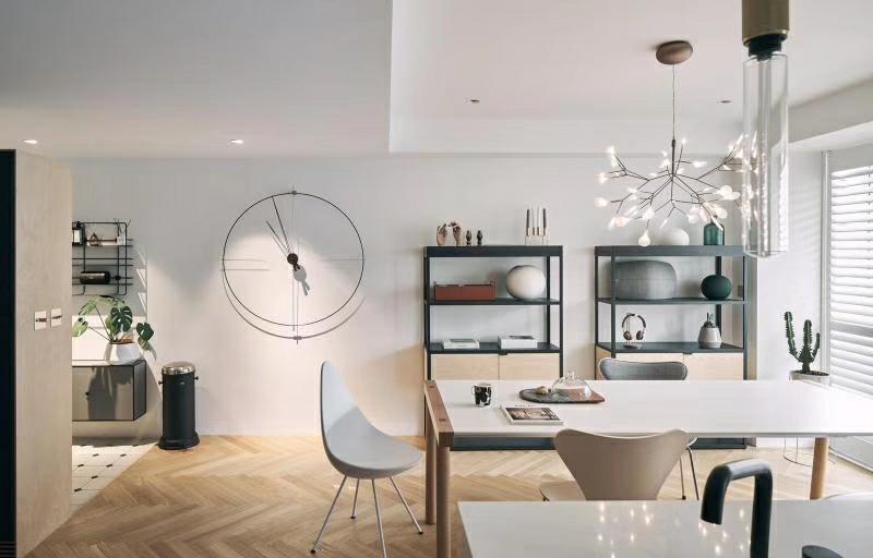 82.00㎡ 二室一廳一廚一衛 現代簡約