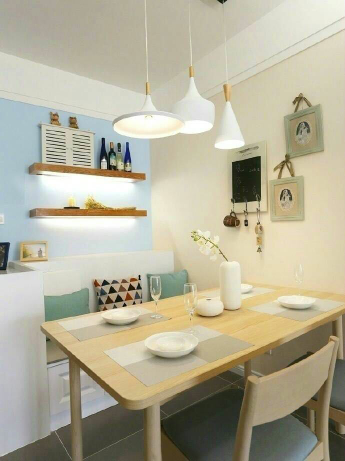 36.00㎡ 一室一厅一厨一卫 现代简约