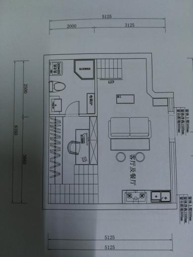32平 一室0厅0厨0卫