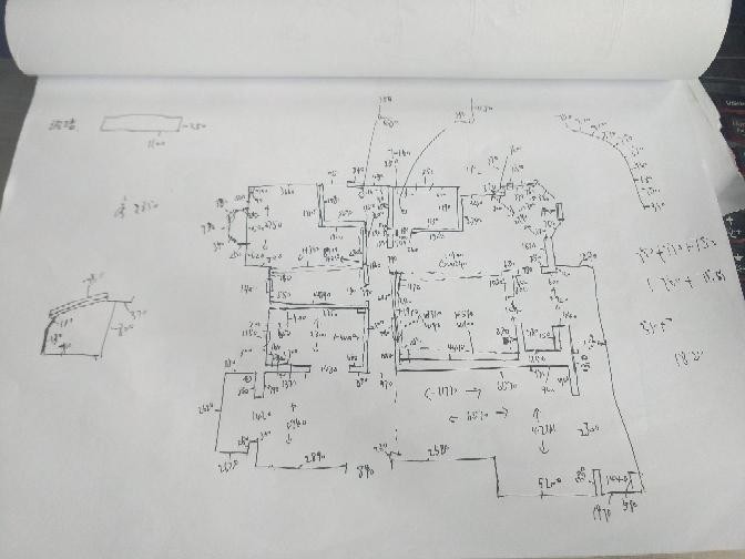 汉口花园1期A区170.00㎡ 三室二厅一厨二卫