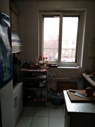 53平 二室一厅一厨一卫