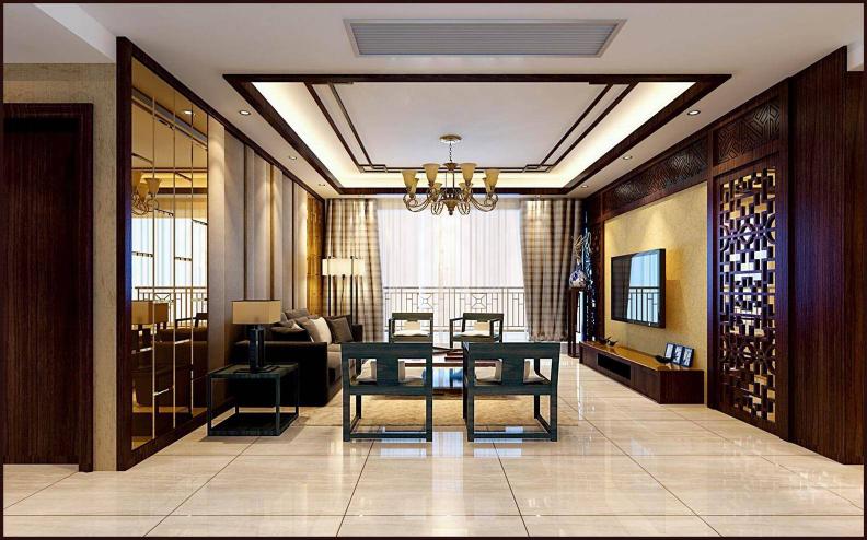 137.00㎡ 三室二厅一厨二卫 现代简约