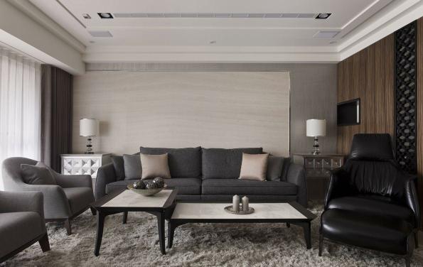 110.00㎡ 三居室 现代